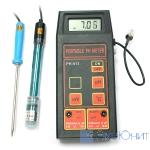 pH метр PH-013 - высокоточный лабораторный прибор для измерения pH, RedOx-потенциала и температуры