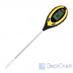 PH300 электронный измеритель pH, влажности, температуры и освещенности почвы
