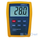 DM6801A+ Профессиональный термометр с датчиком K-type