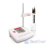 Ohaus ST2100-E Лабораторный pH/ОВП метр с электродом и держателем (ГосРеестр)