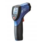 DT-8862 Профессиональный пирометр - 50°C до +650°C, 12:1, погр. ±1,5%, разр. 0,1°C, 2-ной лазерный указатель