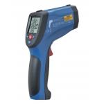 DT-8869H Профессиональный пирометр - 50°C до +2200°C, 50:1, погр. ±1,5%, разр. 0,1°C, USB, 2-ной лазерный указатель