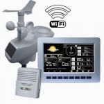 Amtast AW003 метеостанция с TFT дисплеем и с WiFi + приложение для телефона