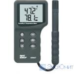 AR847 - цифровой термометр  влагомер
