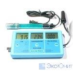 Мультимонитор PHT-026: pH метр, кондуктометр, солемер, термометр