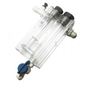 P33F - Проточная ячейка для  установки электродов