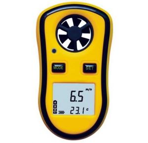 Digital AMF001 Портативный анемометр для измерения скорости и температуры ветра