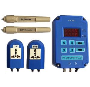pH/ОВП PH-803 монитор-контроллер