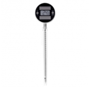Elitech WT-5 Универсальный термометр со щупом с подзарядкой от солнечных батарей