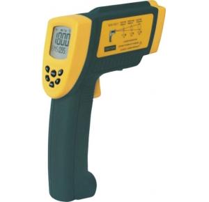 Пирометр - высокоточный бесконтактный инфракрасный термометр AR922 со штативом и разъемом RS232 (80:1)