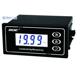 CCT-3300E Кондуктометр 1 реле и токовый выход 4-20mA, питание 24В