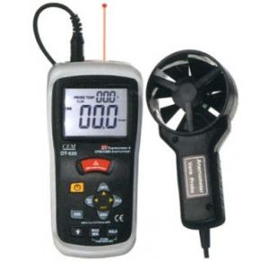 DT-620 Измеритель скорости воздуха и температуры