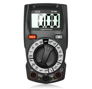 DT-660 Мультиметр цифровой