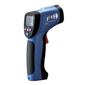 DT-8833 пирометр - 30°C до +800°C, 13:1, погр. ±1,5%, разр. 0,1°C, память 20 значений, термопара типа К