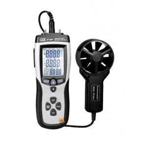 DT-8897 Анемометр/Дифференциальный манометр/Расходомер