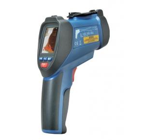 DT-9862 Пирометр высокотемпературный со встроенной камерой  - 50°C до +2200°C, разр. 50:1
