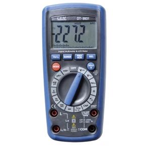 DT-9931 мультиметр с функцией LCR-метр