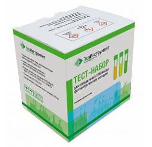 LEI-5160 Реагенты для ХПК без разбавления: от 10 до 160 мг/л