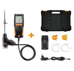 Testo 310 комплекте c ИК принтером с несъемным зондом отбора пробы L = 180 мм, ИК-принтером, в кейсе