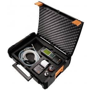 Базовый комплект дифманометра Testo 312-4 со шлангами и принтером
