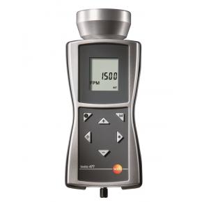 Testo 477 Стробоскопический тахометр от 30 до 300000 всп/мин