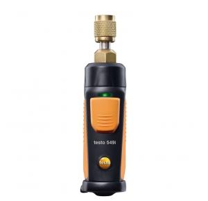 Testo 549i Смарт-зонд манометр высокого давления с Bluetooth, управляемый со смартфона/планшета