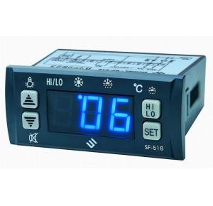 Контроллер температуры SF-518 с внешними датчиками и управлением сигнализацией