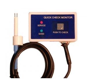 Монитор солесодержания и электропроводности QC-1
