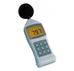 AZ8922 Шумомер профессиональный цифровой с RS232 и подсветкой