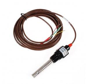 CON3134-14 Электрод с ячейкой 1.0см-1 на диапазон 0.5-2000мкСм, корпус - нерж. сталь