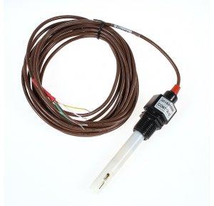 CON1134-13 Электрод с ячейкой 1.0см-1 на диапазон 0.5-2000мкСм, корпус - пластик