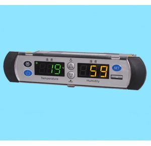 SF479 Контроллер температуры и влажности воздуха с внешними датчиками
