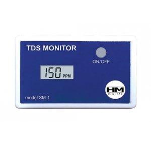 TDS Monitor SM-1: онлайн монитор эффективности очистки воды