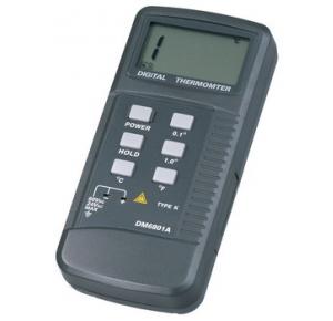 DM6801A Термометр электронный с проводным датчиком тип К