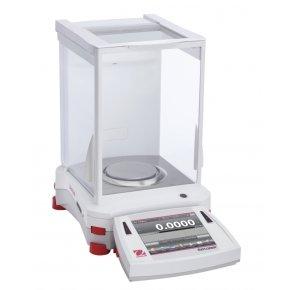 Ohaus EX124/AD Аналитические весы с электроприводом дверок (Госреестр)