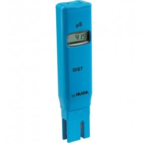 HI98304 DiST 4 карманный кондуктометр