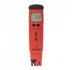 HI98127 pHep 4 влагозащищенный рН метр с термометром