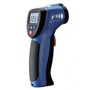 DT-882 пирометр - 50°C до +550°C   Оптическое разрешение 8:1, погрешность ±2%, разрешение 0,1°C