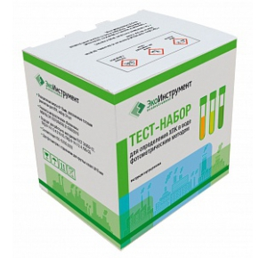 LEI-5100 Реагенты для ХПК без разбавления: от 100 до 1000 мг/л
