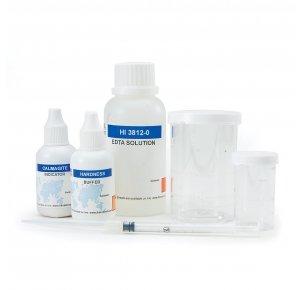 HI3812 тест-набор на жесткость, 0-30/300 мг/л, 100 тестов