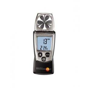 Testo 410-1 цифровой анемометр