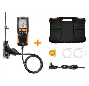 Testo 310 Анализатор дымовых газов в комплекте с несъемным зондом отбора пробы L = 180 мм