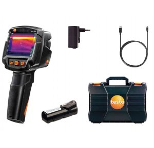 Testo 865 тепловизор 160х120, Sup Res, E-Assist