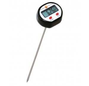 Минитермометр Testo погружной/проникающий до 250C