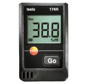 Testo 174H Комплект логгера данных температуры/влажности с USB-интерфейсом