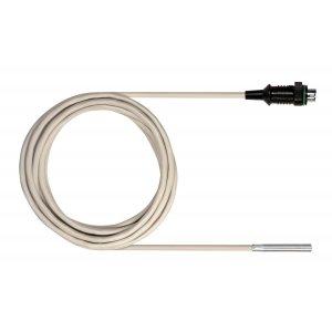 Зонд NTC с алюминиевым рукавом, кабель 2,4м, IP65