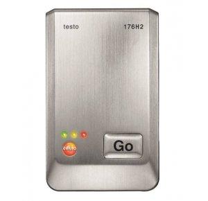 Testo 176 H2 4-х канальный логгер данных температуры и влажности в металлическом корпусе