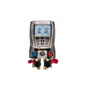 Testo 570-2 Комплект цифровой манометрический коллектор