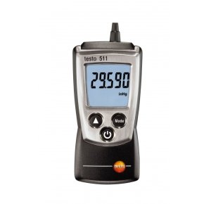 Testo 510 дифманометр c соединительными шлангами