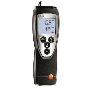 Testo 512 Дифференциальный манометр от 0 до 2 гПа